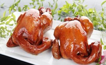 香酥童子雞