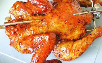 蜀湘搖滾烤雞