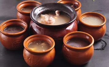 江西瓦罐煨湯