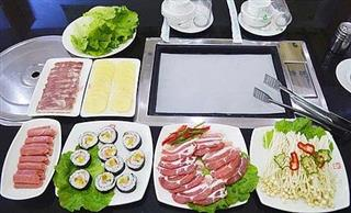 韓式紙上燒烤