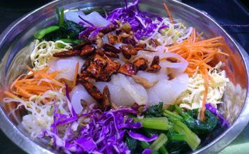 大韓涼拌菜