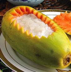 木瓜燉雪哈