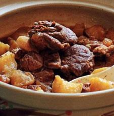 濃香牛肉鍋