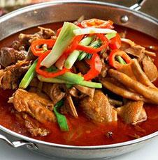 鮮味老鴨鍋