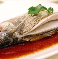 川香菊花魚
